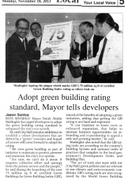 20131118-Sabah-Daily-Express-Adopt-Green-Building-Rating-Standard
