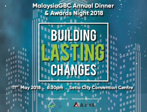 MalaysiaGBC Annual Dinner & Awards Night 2018