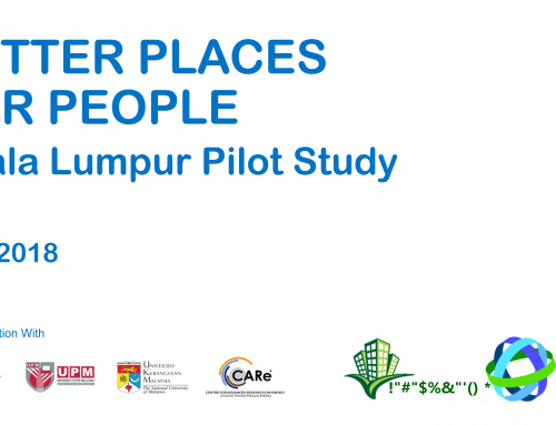 malaysiaGBC – Research Paper on Better Places for People