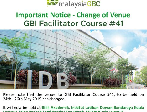 GBI Facilitator Course #41