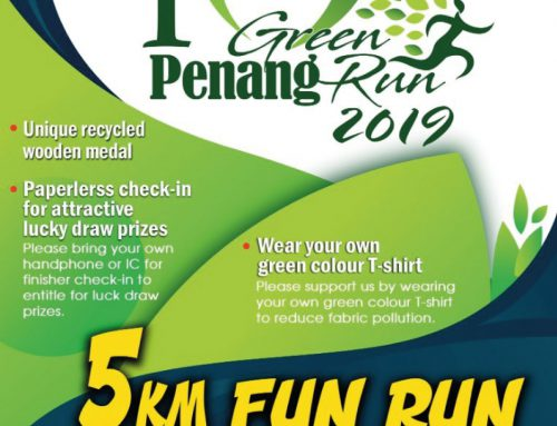 malaysiaGBC Eco Power Run IV – I Green Penang Run 2019