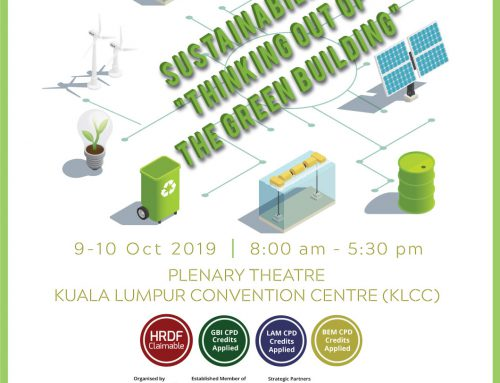 INTERNATIONAL URBAN SUSTAINABILITY GREEN BUILDING CONFERENCE (IUSGBC2019)
