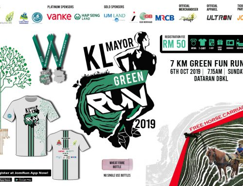 KL Mayor Green Run 2019