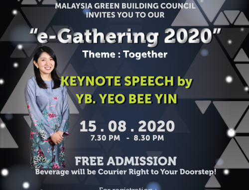 malaysiaGBC E-Gathering – CALL FOR GUEST!