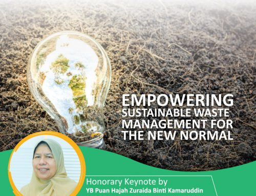 2nd WASTE MANAGEMENT SUSTAINABILITY FORUM – EMPOWERING SUSTAINABLE WASTE MANAGEMENT FOR THE NEW NORMAL – 27-28 October 2020 – Royale Chulan, Kuala Lumpur