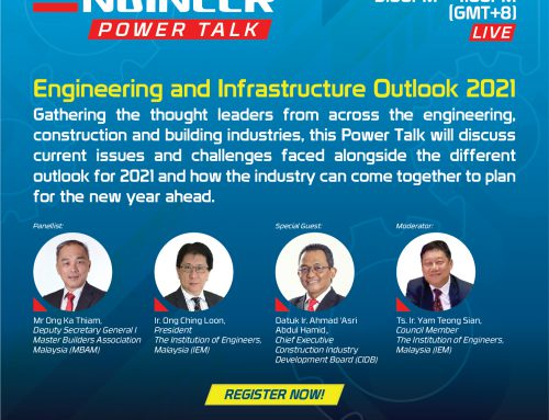 ENGINEER Power Talk – 12 Jan 2021 – Webinar