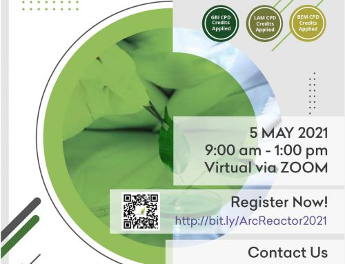 malaysiaGBC EVENT – ACADEMIC RESEARCH COLLABORATION REACTOR PROGRAMME (ARC REACTOR 2021) – 5 MAY 2021 – VIRTUAL via ZOOM