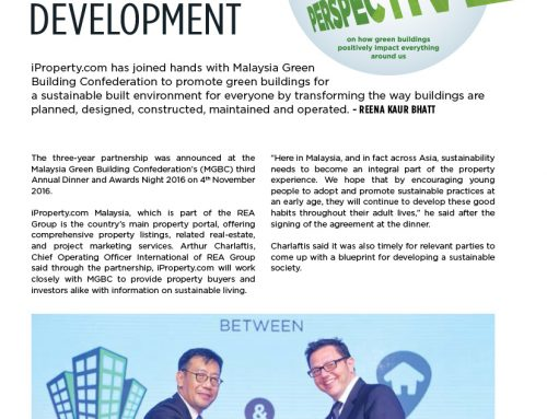 Championing Green Change in Property Development